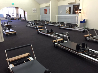 Group Reformer session