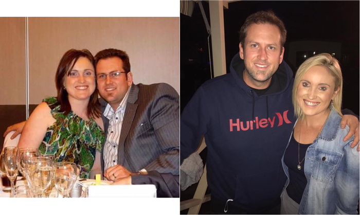 Bronwen and Daniel have lost 50kg on Karen's Online Body Transformation Programme