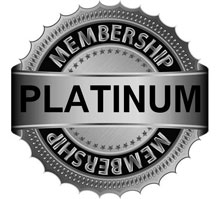 Sign up for your Online Platinum Membership