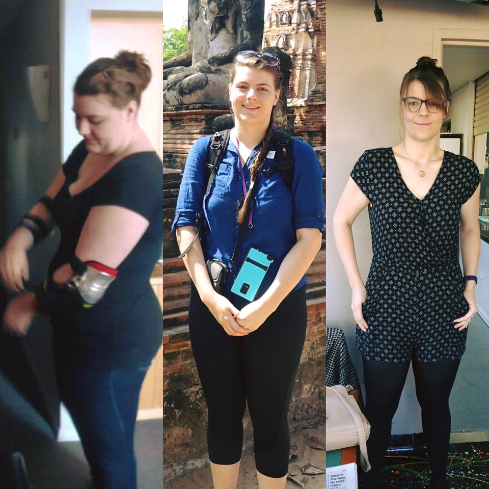 Jade has lost 6.5kg on Karen's Online Body Transformation Programme