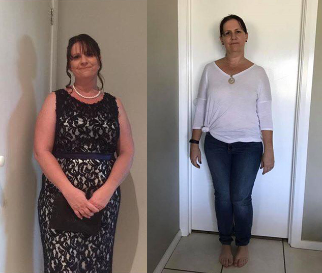 Jasmine has lost 7.1kg on Karen's Online Body Transformation Programme