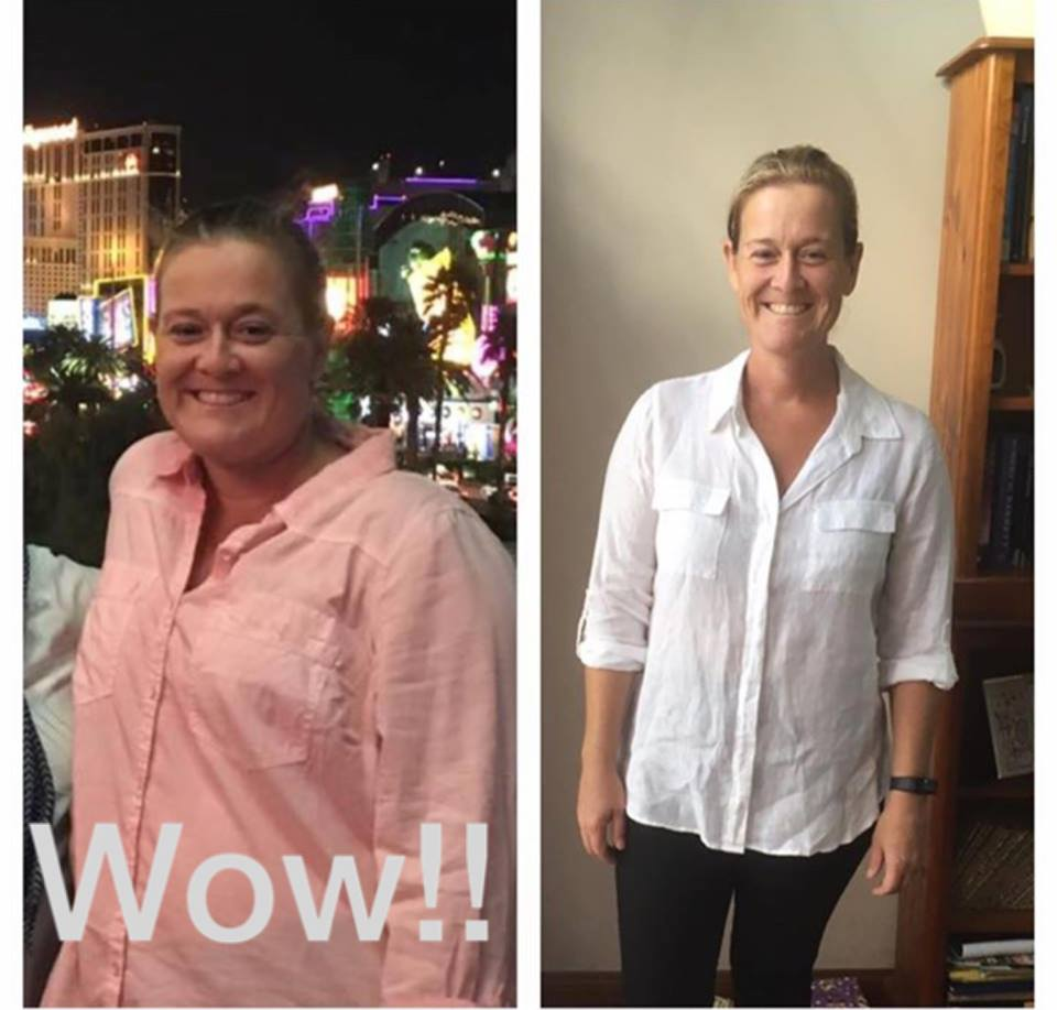 Melissa decreased her medication by 50% since completing Karen's Online Body Transfomation Programme
